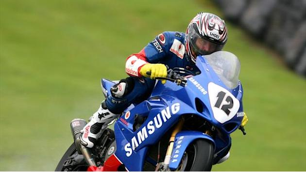 Superbikes - Superbike racer Emmett arrested at Heathrow