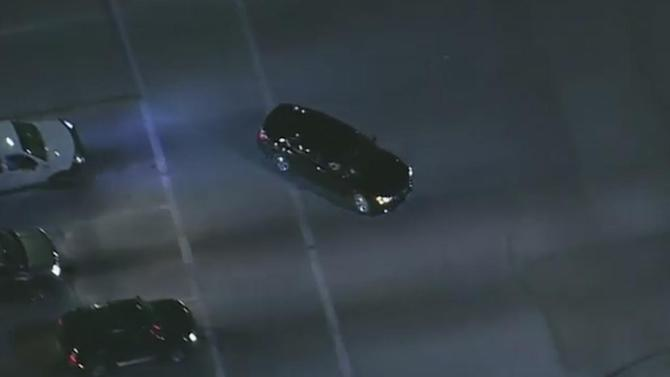 Suspect leads CHP on high-speed chase in El Monte area