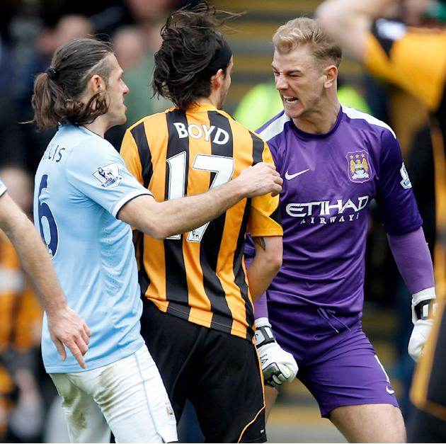 A time to headbutt? Why Hart 'did a Pardew' after disgusting provocation