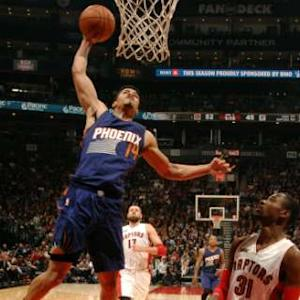 Dunk of the Night: Gerald Green