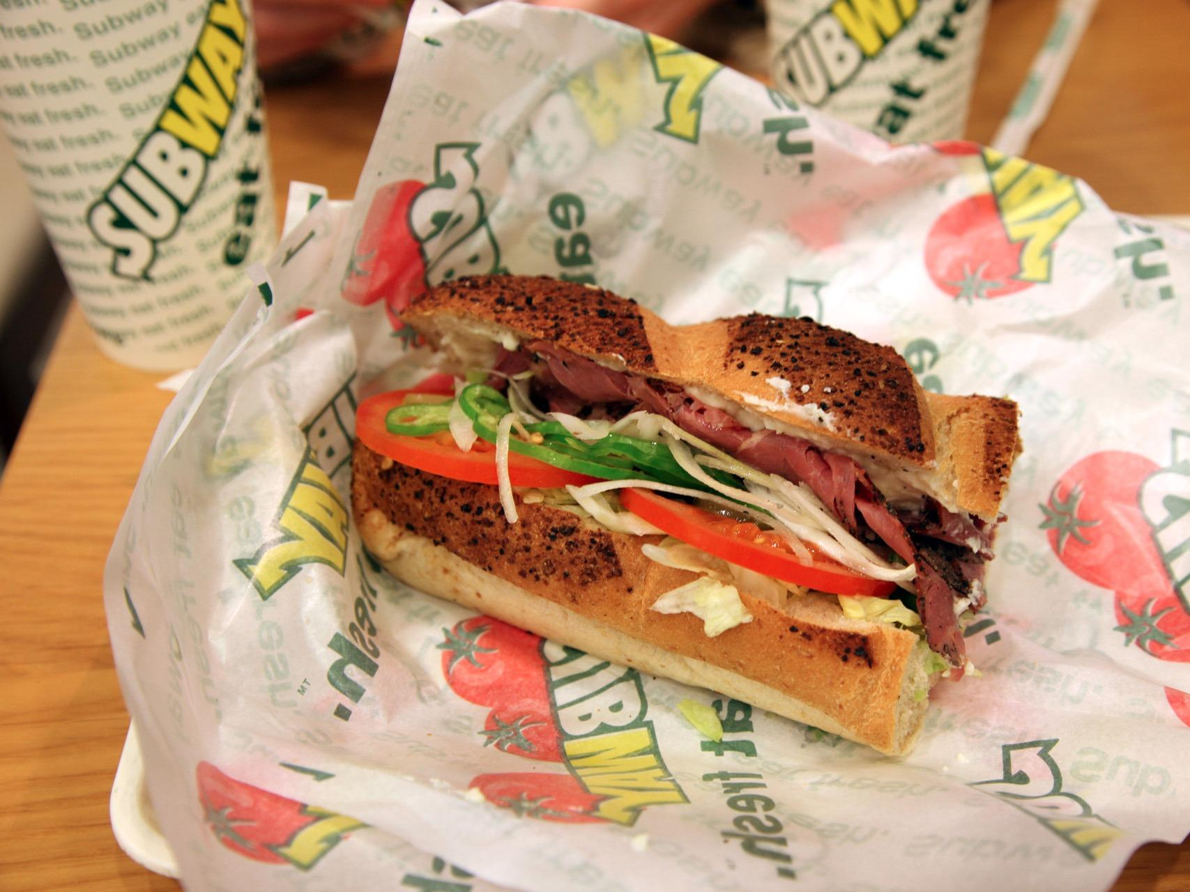 Subway is considering making 2 drastic changes to save its business