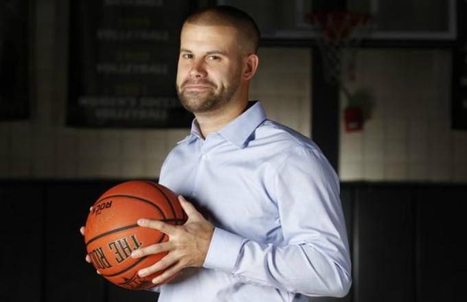 Bryant University Coach Chris Burns Is the First Openly Gay Coach in College Basketball
