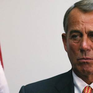 JOHN BOEHNER GIVES HIS TWO CENTS ON OBAMA'S ISIS STRATEGY