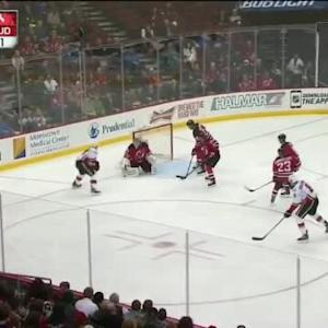 Cory Schneider Save on Lance Bouma (06:38/3rd)
