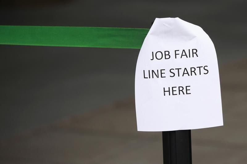 More Americans quitting jobs as labor market strengthens