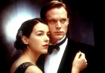 Olivia Williams and Paul Bettany in ThinkFilm's The Heart of Me