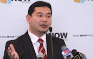 Party strategy director Rafizi Ramli said PKR would have to decide whether it should contest in the Balingian by-election and consider possible candidates. — Picture by Choo Choy May
