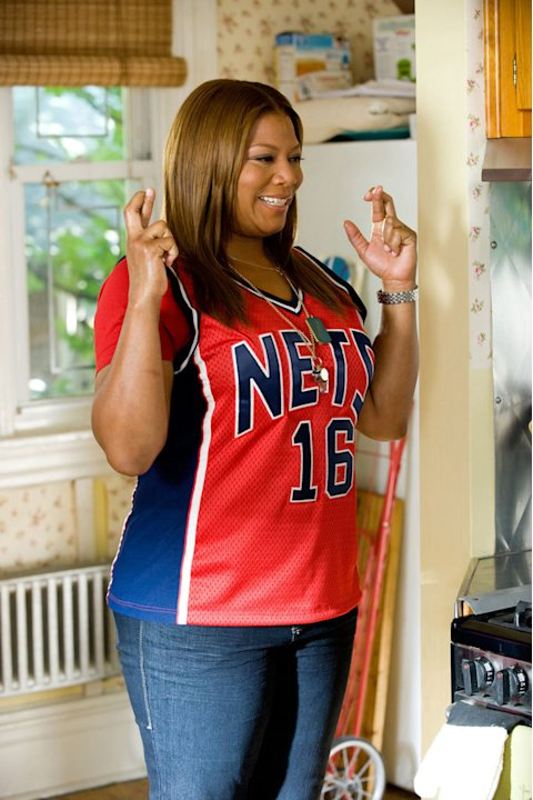 Just Wright Fox Searchlight 2010 Production Photos Queen Latifah