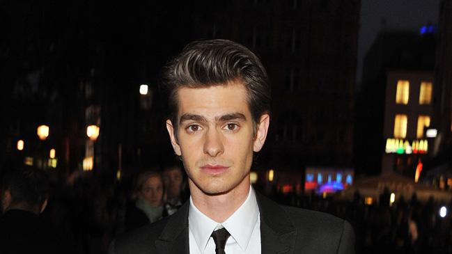 Never Let Me Go UK Premiere 2010 Andrew Garfield