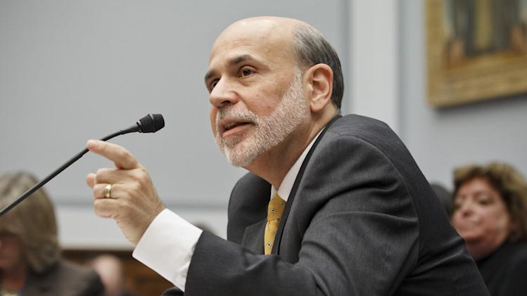 Does Ben Bernanke Hate Savers?