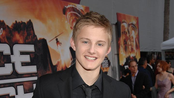 Race to Witch Mountain LA premiere 2009 Alexander Ludwig