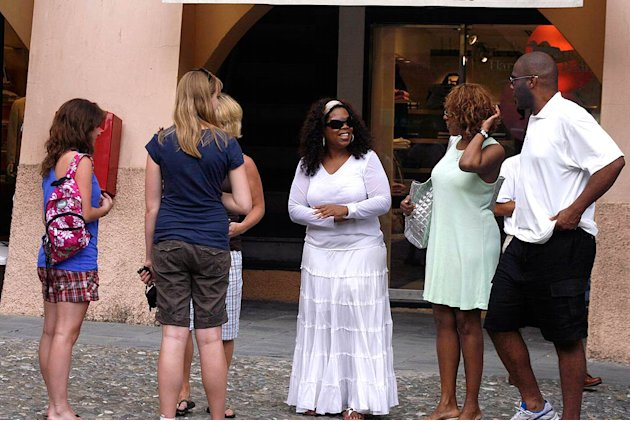 Winfrey Oprah Italy
