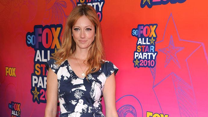 """Archer's"" Judy Greer arrives at the Fox 2010 Summer TCA All-Star Party on August 2, 2010 in Santa Monica, California."