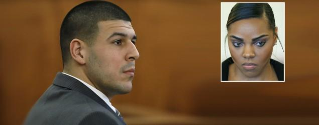Fiancée's words could seal Aaron Hernandez's fate