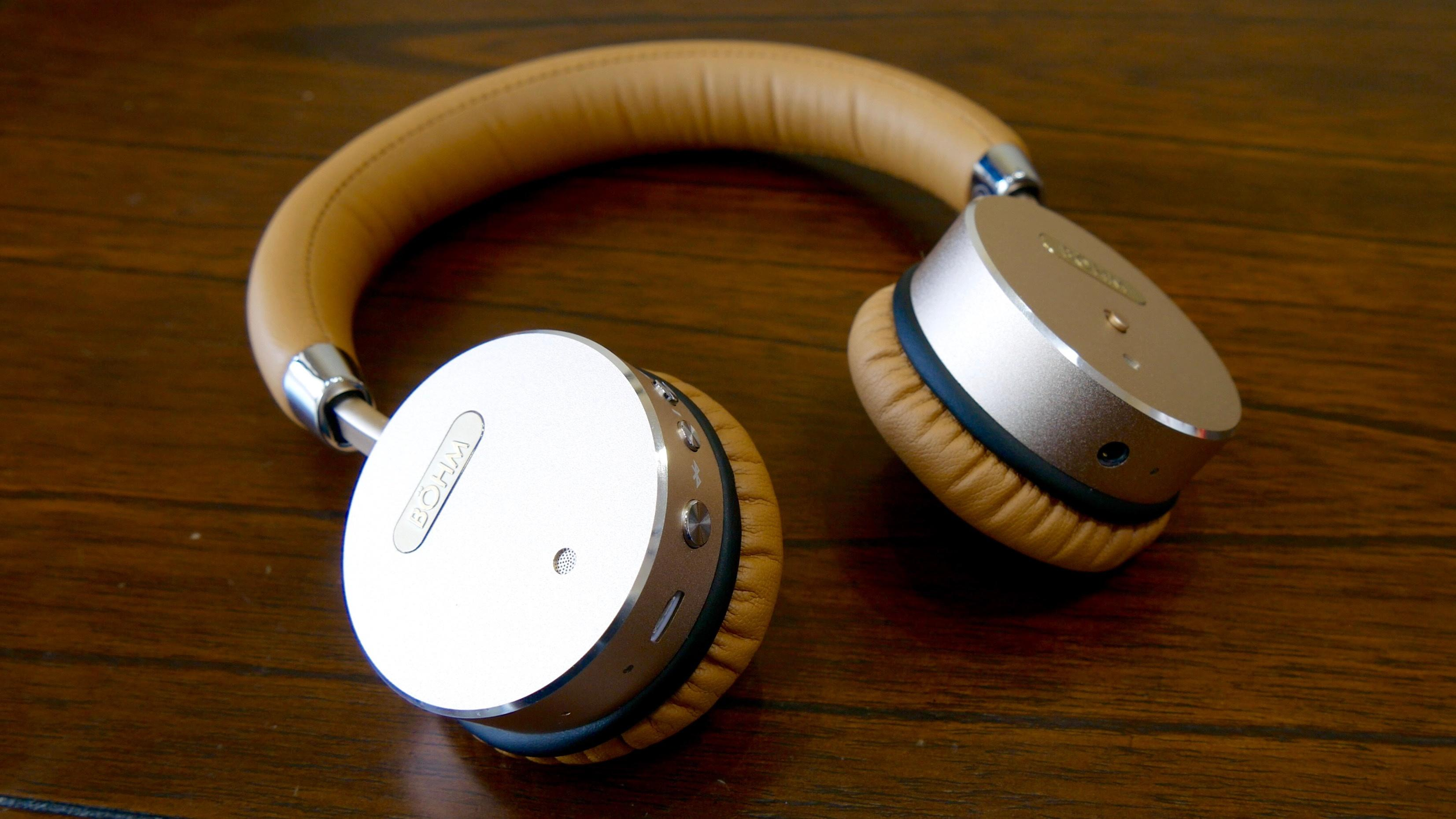 Böhm B66 Bluetooth headphones prove style and substance can be had under $100