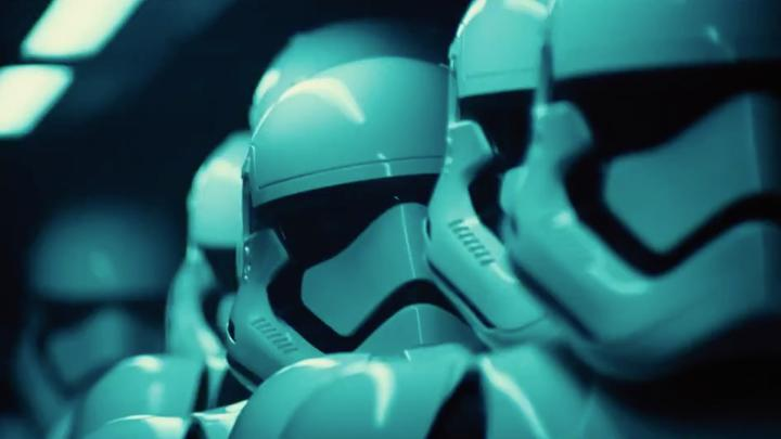 If you like Star Wars' new stormtrooper uniforms, thank Apple