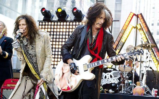 Is Aerosmith Breaking Up?