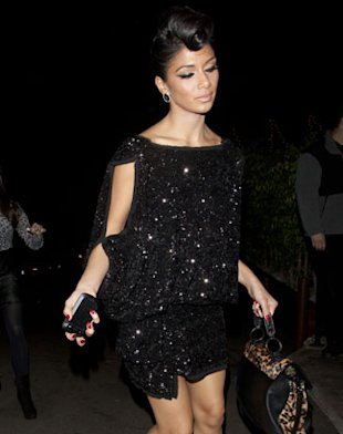 PHOTOS: Nicole Scherzinger Spotted Leaving Bar With Hollywood Actor Dane Cook