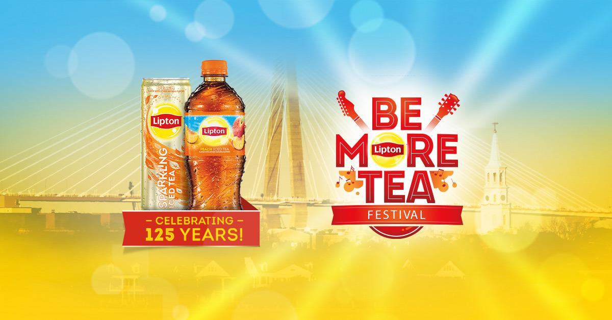 Need More Music? Lipton has You Covered.