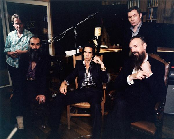 Song Premiere: Nick Cave and the Bad Seeds, 'We No Who U R'