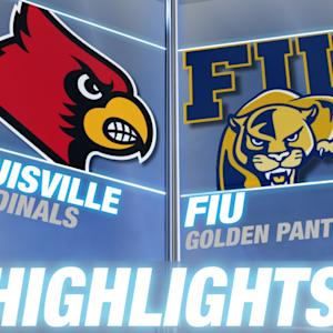 Louisville vs. FIU | 2014 ACC Football Highlights