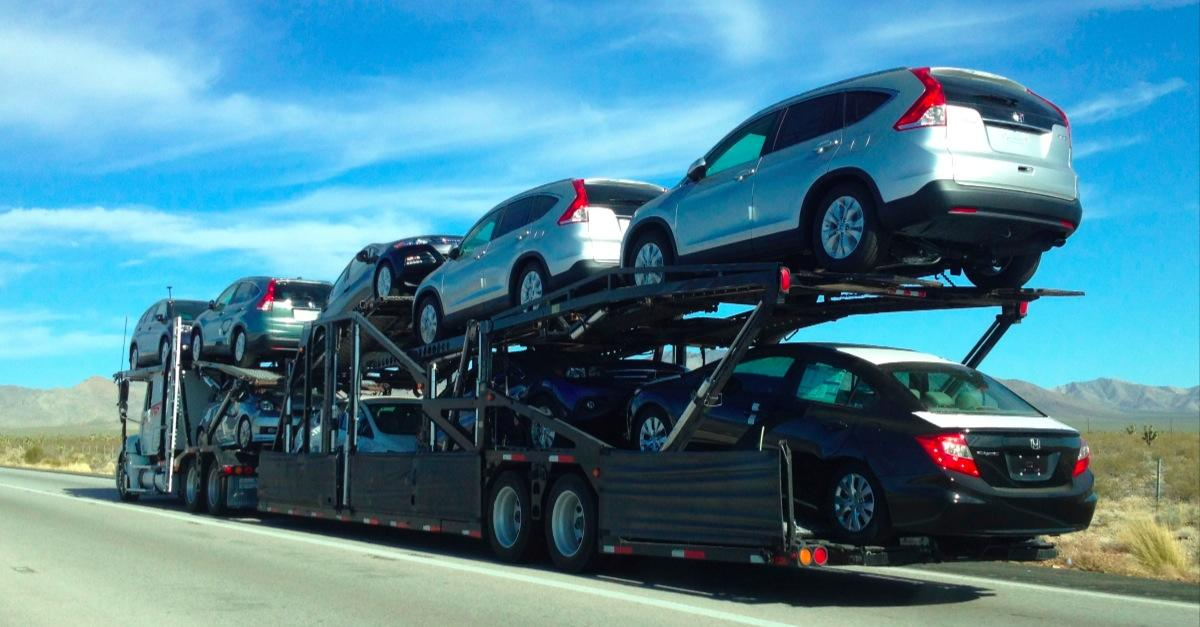 Easy, Reliable & Affordable Car Shipping Services