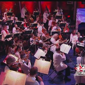 Boston Pops Fireworks Spectacular A Hit