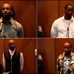 4 Plead Not Guilty In Short Hills Mall Carjack Killing