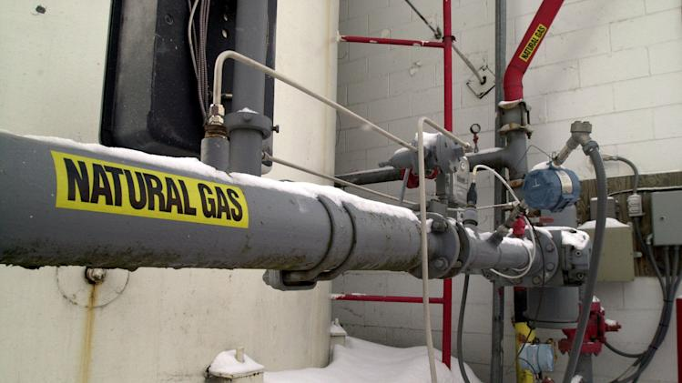 New England's love affair with natural gas cools