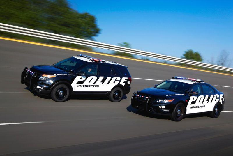 It's official: for police, the Ford Taurus and Explorer are the new Crown Vic