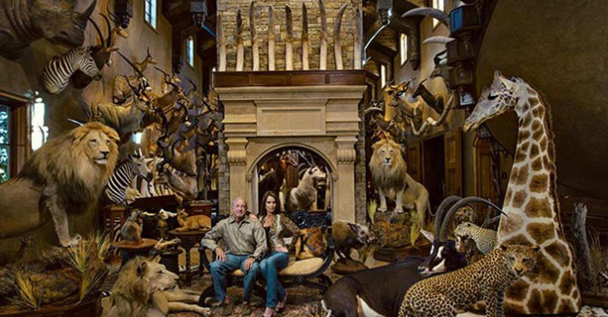 10 Big Game Hunters You Have To See To Believe