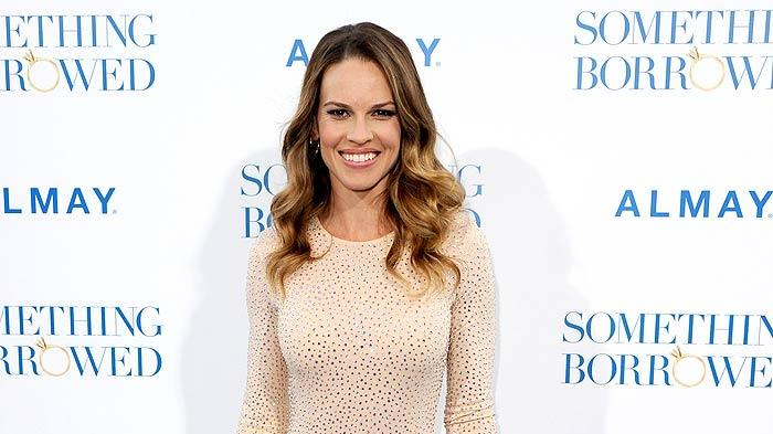 Hilary Swank Something Borrowed Pr