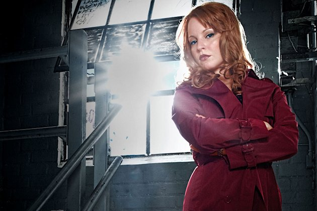 Lauren Ambrose stars as Jilly Kitzinger in &quot;Torchwood: Miracle Day.&quot; 
