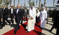 Qatar Ruler's Visit To Gaza 'Will Boost Hamas'