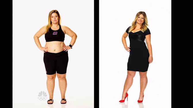 'Biggest Loser's' Makeovers You Won't Believe