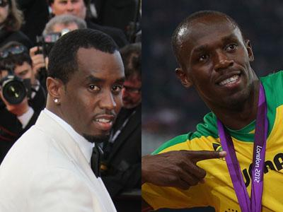 Usain Bolt / P. Diddy