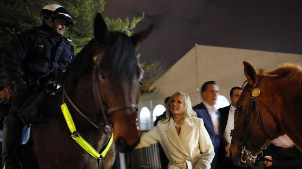 Ann Romney's Dressage Horse Has a Great Health Care Plan