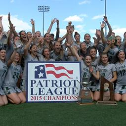 Loyola Wins 2015 Patriot League WLAX Championship