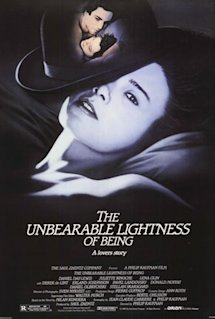 Poster of The Unbearable Lightness of Being
