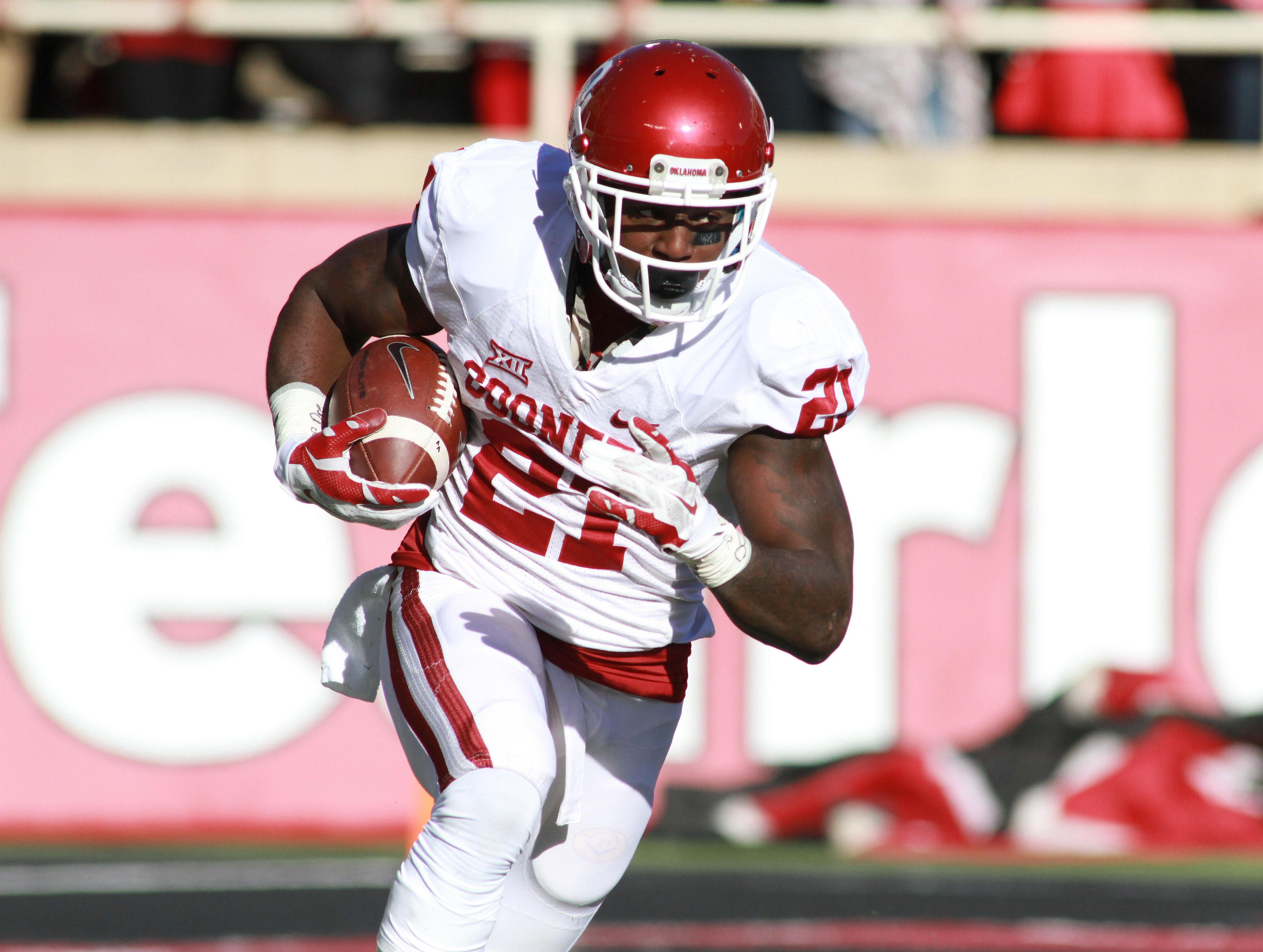 Oklahoma RB Keith Ford's dad speaks out about son's suspension