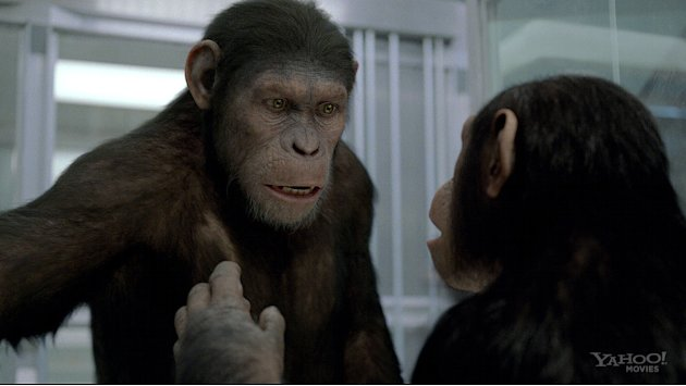 Rise of the Planet of the Apes 2011 20th Century fox