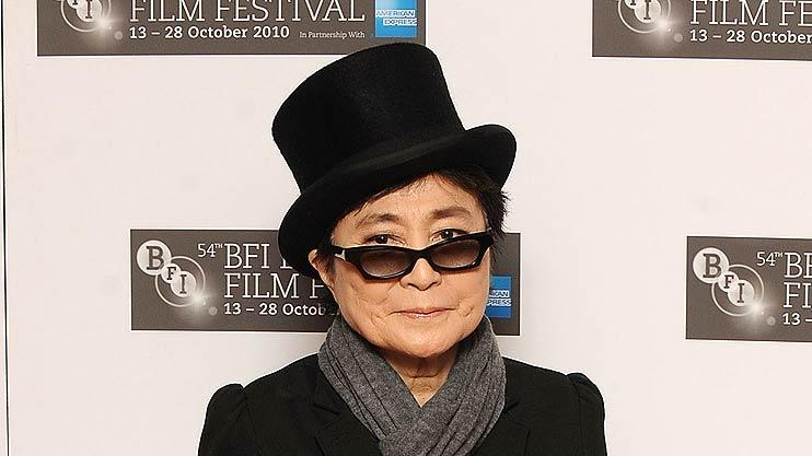 Yoko Ono London Film Fes