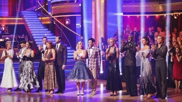 The cast of 'Dancing with the Stars,' Season 14, Week 8, May 7, 2012 -- ABC