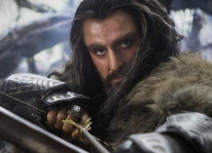 Richard Armitage Talks 'Hobbit' And Thorin Oakenshield, Takes A Phone Call From Sauron