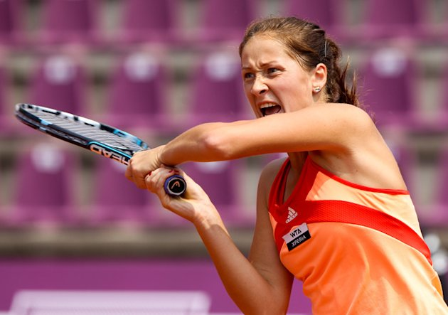 Serbian Bojana Jovanovski Pictured AFP/Getty Images