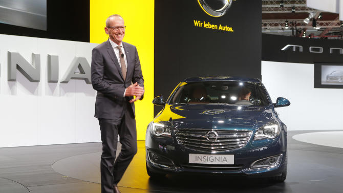 Hot Wheels: Updated Opel Insignia debuts