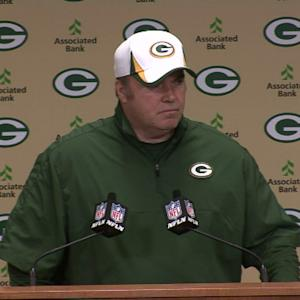 Green Bay Packers coach Mike McCarthy fires back at Rodgers question
