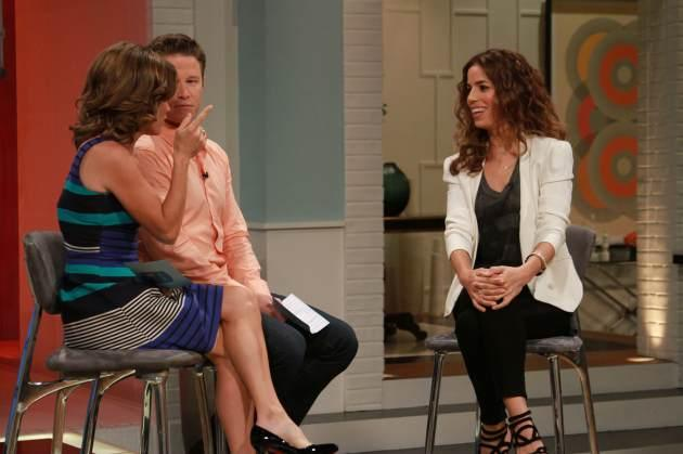 Ana Ortiz stops by Access Hollywood Live on June 17, 2013 -- Access Hollywood