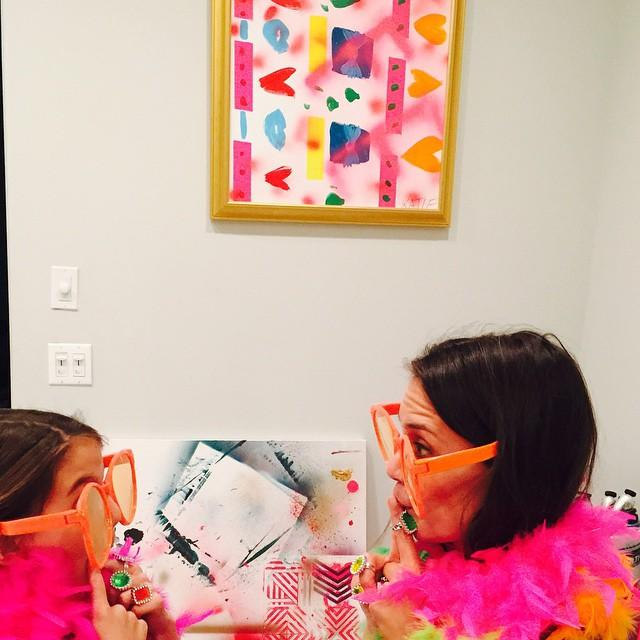 Katie Holmes and Suri Cruise Play Dress Up – See the Cute Photos!