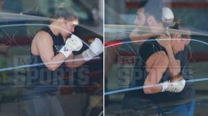 Ronda Rousey Has Officially Started Training For a Rematch With Holly Holm